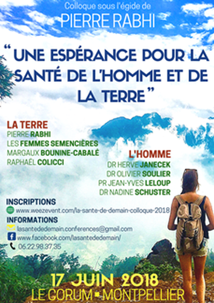 colloque Terre Homme 2018